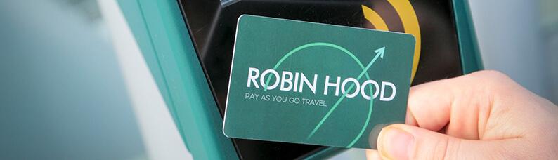 Robin Hood Card