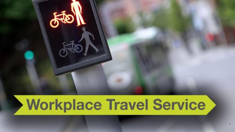 Workplace Travel Service Nottingham