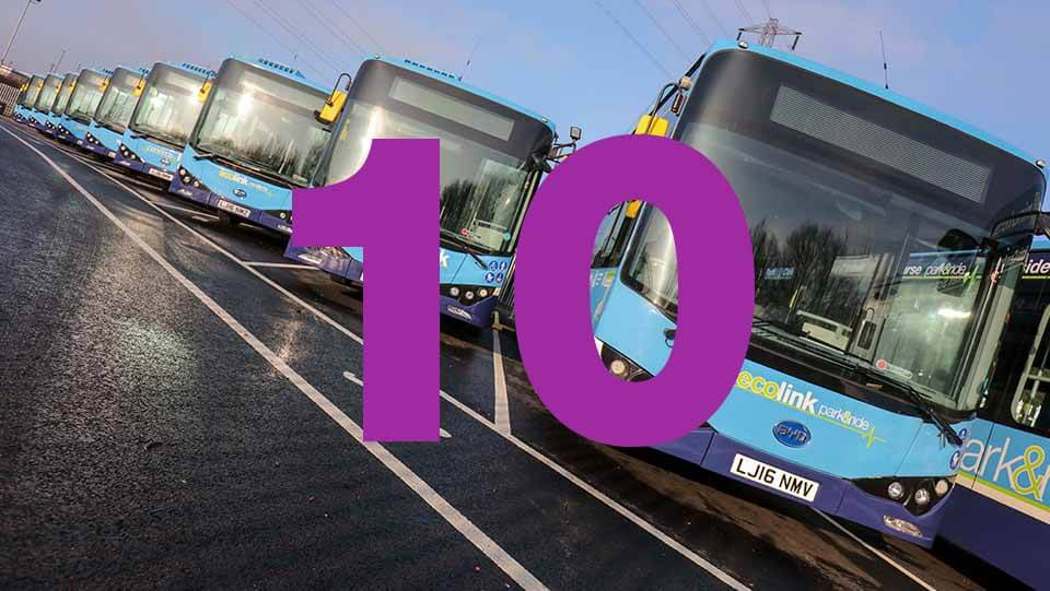 10 reasons to love the bus nottingham
