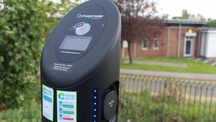 Community charge point nottingham