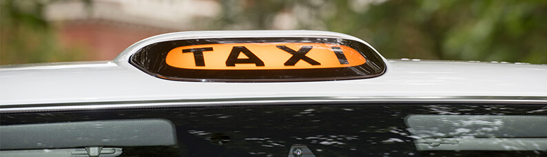 Electric taxi trial Nottingham