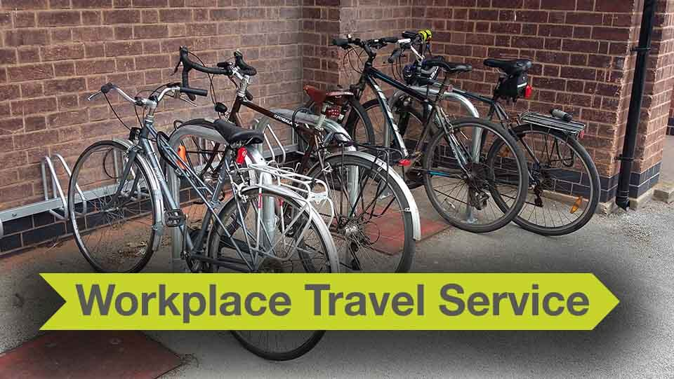 Celebrating one year of the Workplace Travel Service