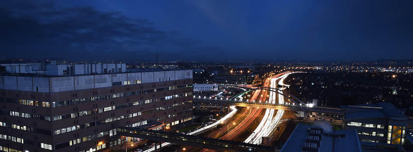 transport in Nottingham
