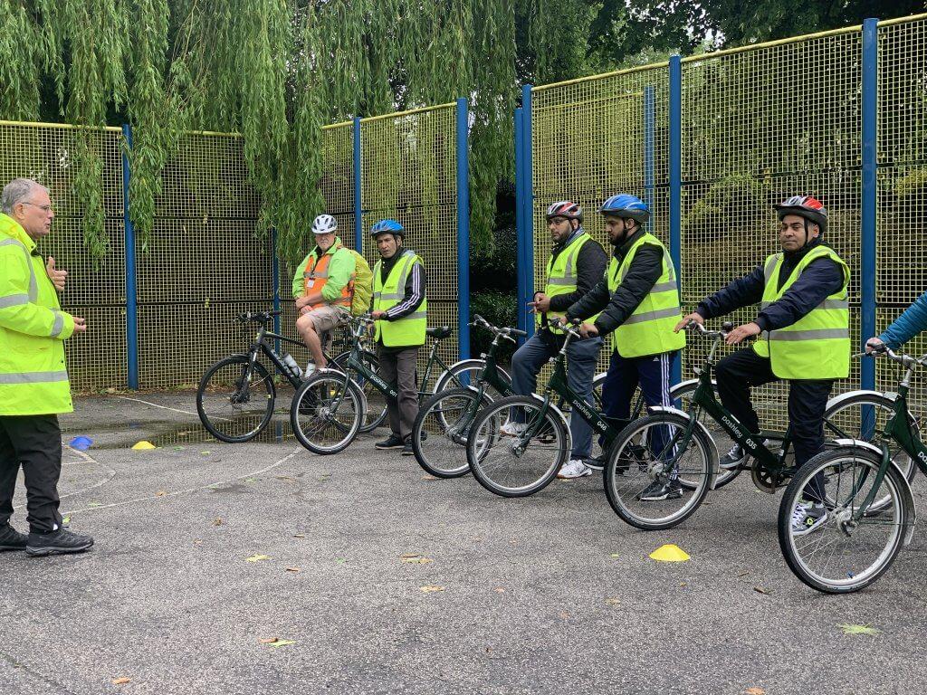 Cycle awareness course
