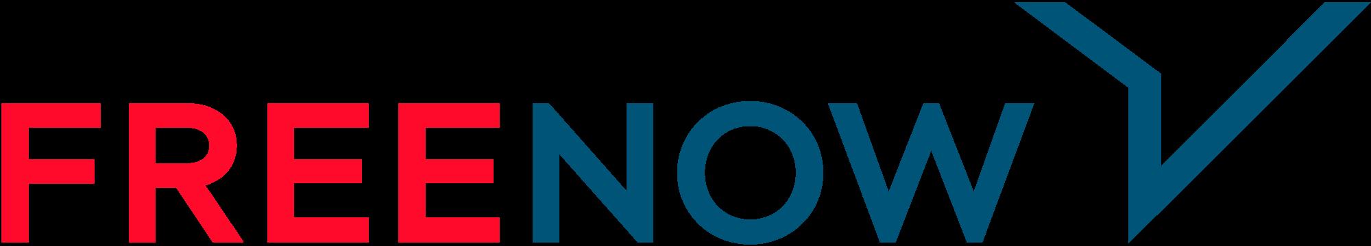 Free Now logo