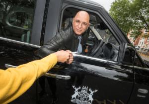 ULEV Taxi Driver