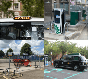 Taxi Charge Points
