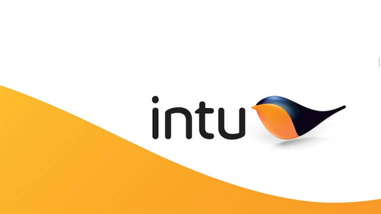 intu shopping centre logo