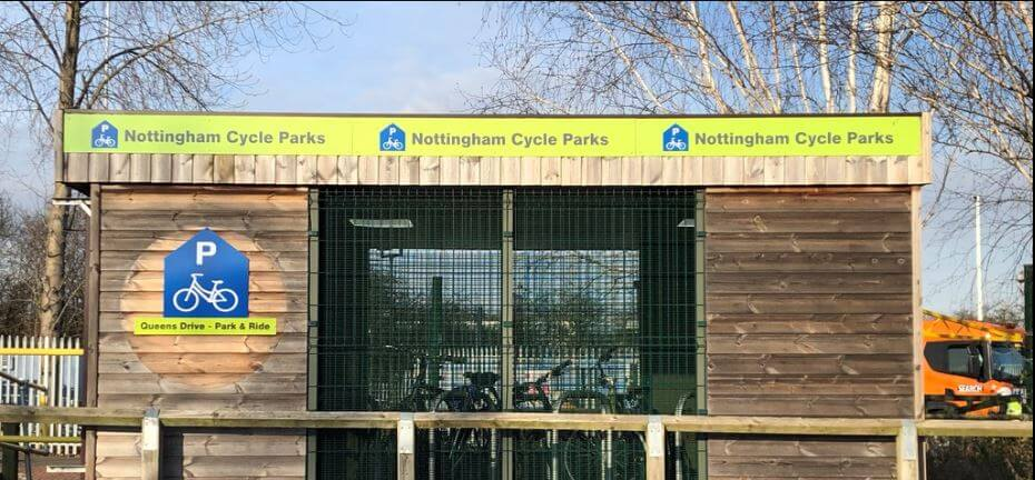 cycle parks