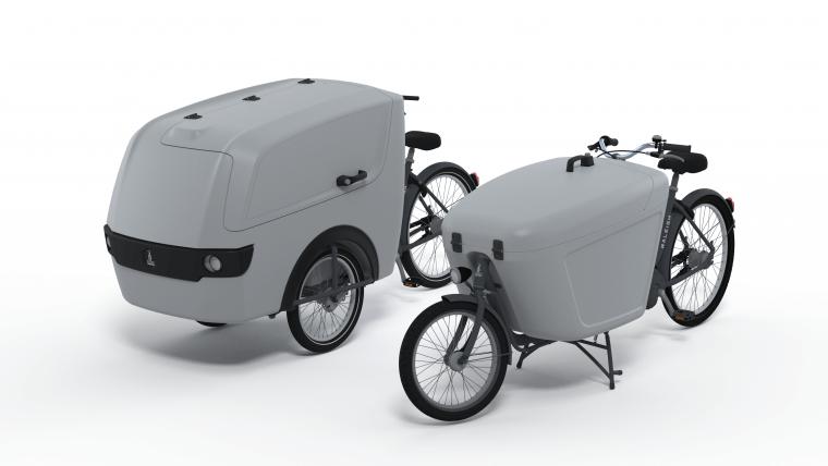 eCargo cycle
