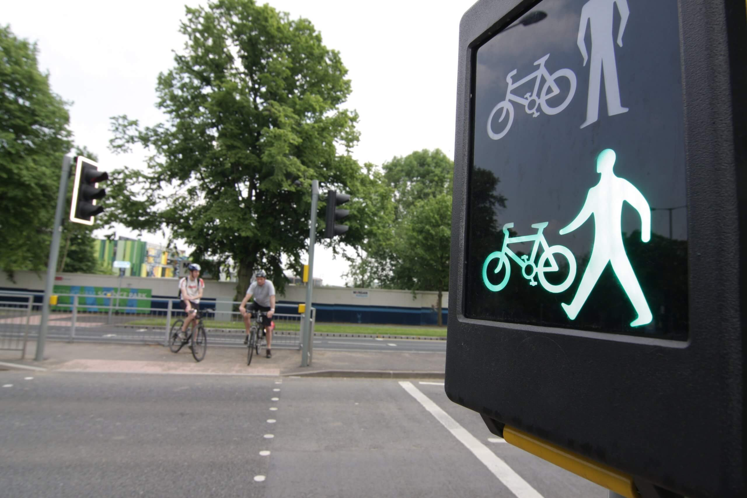 cycle crossing
