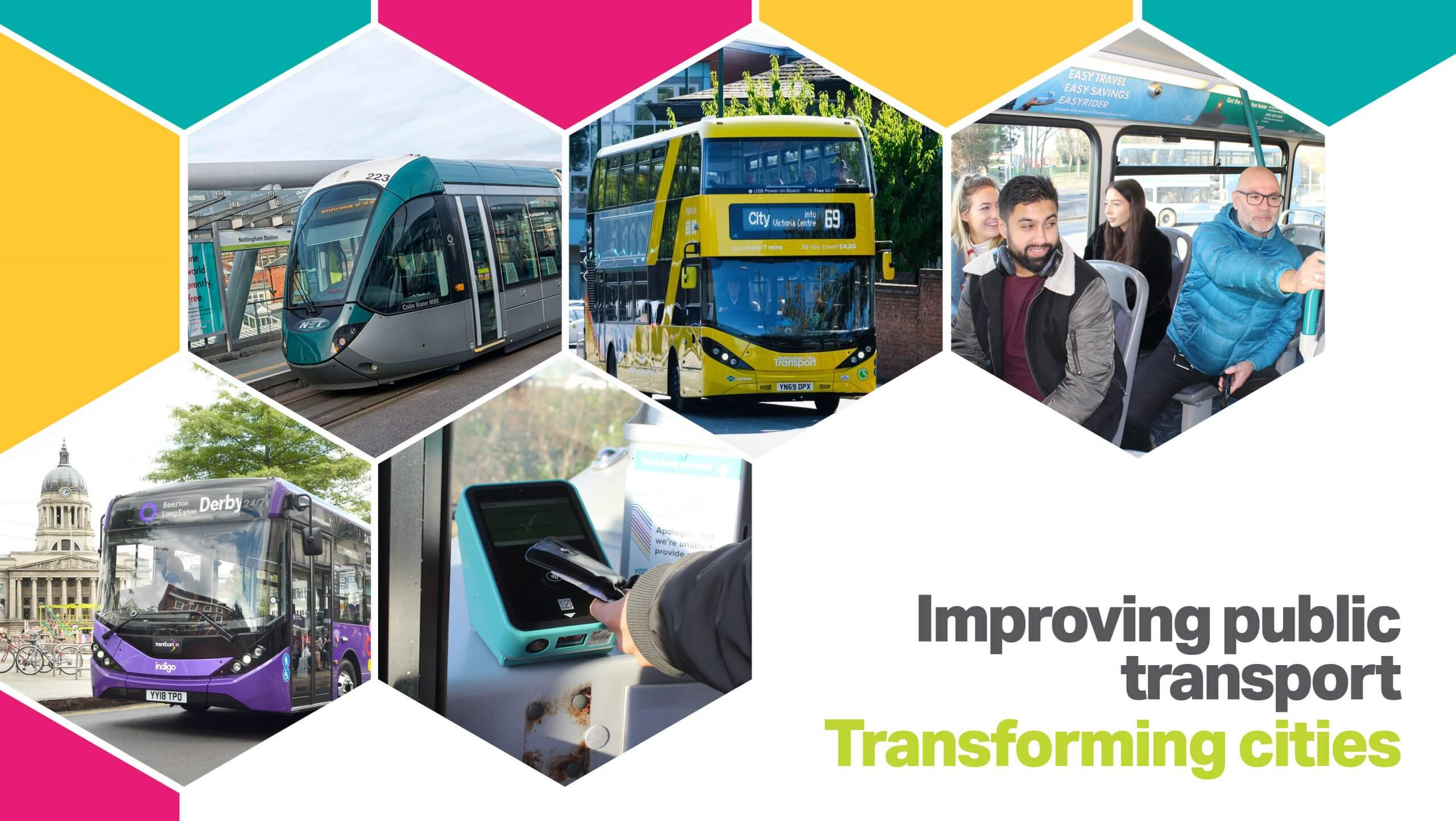 Transforming cities public transport improvements