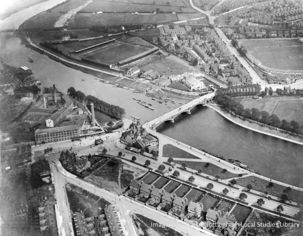 Aerial photo 1920
