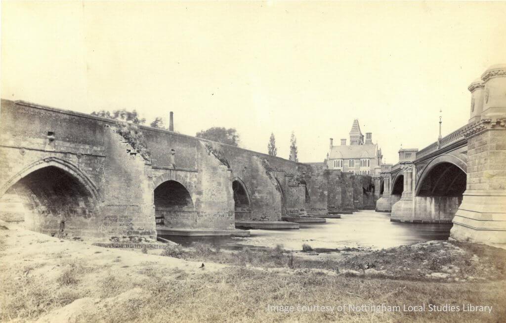 Trent Bridges 1871